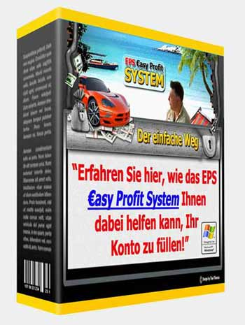 Easy Profit System Cover